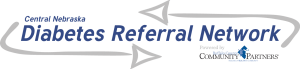 Diabetes Referral Network logo transparent