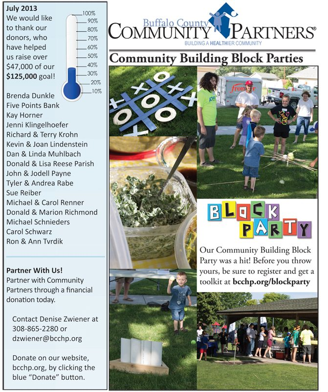 July Newsletter Available Online