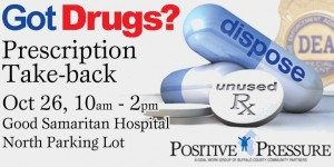 Prescription Drug Take-Back @ good samaritan hospital | Kearney | Nebraska | United States