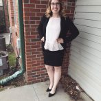 Intern, Ashleigh Galles, Accepted to PHEAST Program